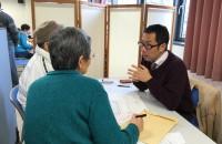 神戸アイライトにおいてロービジョンサポートフェアが行われ、障害年金相談コーナーを担当しました。